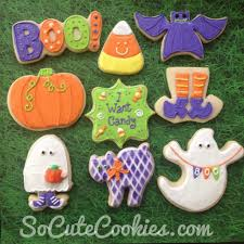 halloween cookies so cute cookies