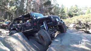 jeep rubicon trail project jk highlights rubicon trail road evolution on the