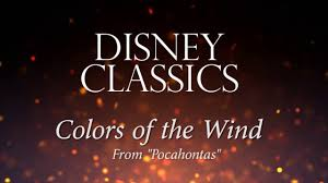 colors of the wind instrumental philharmonic orchestra version
