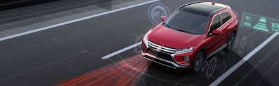experience the 2018 mitsubishi eclipse cross mitsubishi motors