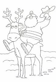 reindeer coloring pages coloring pages print
