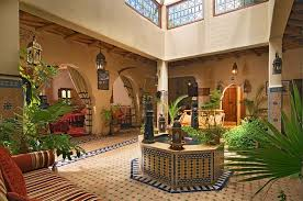 Moroccan Homes Moroccan Patios Courtyards Ideas Photos Decor And Inspirations