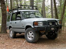 land rover discovery safari old man emu lift kit installed on 1996 land rover discovery land
