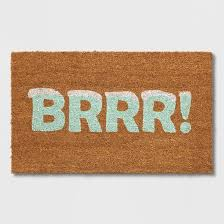 Coir Doormat Wipe Your Paws Doormats Target