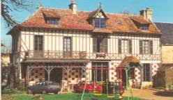 chambres d hotes basse normandie calvados eurogite du mesnil à louvigny