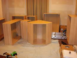 Unfinished Kitchen Cabinets Without Door Of How To Apply - Kitchen cabinet without doors