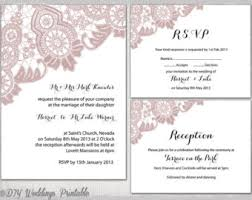wedding reception cards beautiful wedding invitations with rsvp and reception cards 52 for