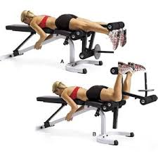 Leg Raise On Bench Lose Belly Fat Fat Burning Abs Exercises