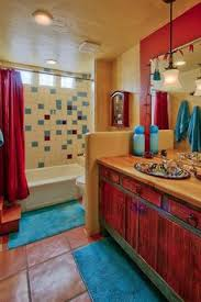 mexican tile bathroom designs bathroom using mexican tiles green blue orange i that