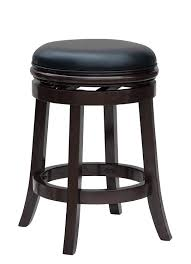 Backless Counter Stool Leather Amazon Com Boraam 44824 Backless Counter Height Stool 24 Inch