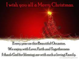happy i wish you a merry wishes messages and