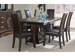 7 piece dining room table sets brentwood 7 pc dining set orange county ca daniel s home center