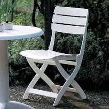 resin patio deck chairs kettler venezia white resin foldin