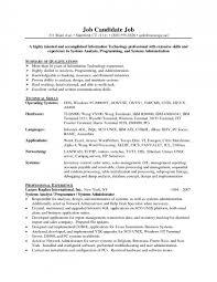 Sle Resume For Service Desk Sle Resume Of Net Developer Asp Resume Sle Tejaswi Desai Resume