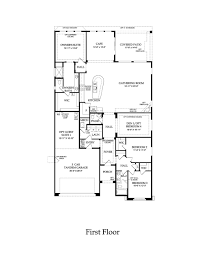 pulte home parklane model 2449 sq ft lots of options floor