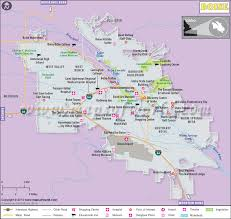 idaho zone map boise map map of boise capital of idaho