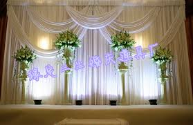 wedding backdrop accessories top selling elegance wedding backdrops for wedding decoration