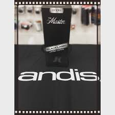 andis limited edition black label clipper abbs atlanta barber