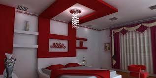 plafond chambre a coucher plafond en platre style français