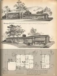 Mid Century House Plans 296 Best Dream Country Houses Images On Pinterest Vintage Houses