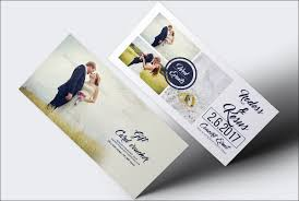 wedding gift design 5 bridal gift card template design templates free premium