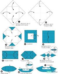 How To Make Boat From Paper - diy paper folding paper boat with 2 sails letusdiy org diy