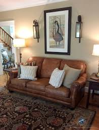 Area Rugs With Brown Leather Furniture Best 25 Brown Leather Couches Ideas On Pinterest Living Room
