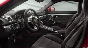 Porsche Cayman Interior 2015 Porsche Cayman Gts Review Interior Colors Specs