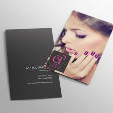 freelance makeup artist business card business card exles for makeup artist 4k wallpapers