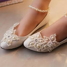 wedding shoes size 12 white lace flat wedding shoes for womens bridal party