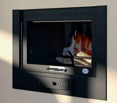 closed wood hearth 1 sided steel for boiler fireplaces