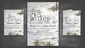 rustic country wedding invitations read more birch tree bark rustic country wedding invites