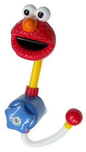 street elmo push spray shower sprayer