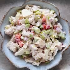 chicken salad recipe simplyrecipes com