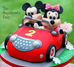 car cake how to a minnie mouse car cake car cakes cake and fancy cakes