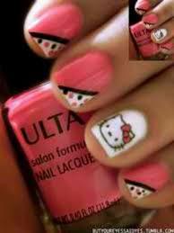 1000 images about hello kitty nail art on pinterest nail art