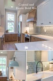 Kitchen Quartz Countertops by Our Ella Quartz Countertop Is A Soothing Complement To A Beachy