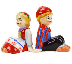 Cute Salt And Pepper Shakers by Cute Salt And Pepper Shakers Scandinavian Couple Heritagegiftoutlet