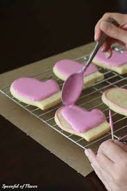 how to decorate cookies with royal icing spoonful of flavor