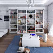 Bookcase Murphy Bed Murphy Bed Cabinet Systems Murphy Bed Depot Murphy Bed