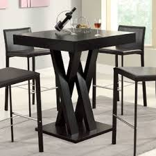 Square Kitchen  Dining Tables Youll Love Wayfair - Square dining room table sets