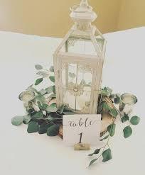 wedding lantern centerpieces 35 stunning eucalyptus wedding decor ideas happywedd