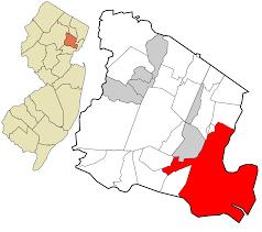 Nj Counties Map Bergen Essex Passiac Morris Counties In New Jersey Aquatic