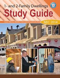 one and two family study guide nec 2014 international