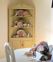corner china cabinets dining room incredible corner cabinets dining room decorations ideas lovely