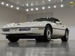 85 corvette for sale 1985 chevrolet corvette for sale at gateway cars stl