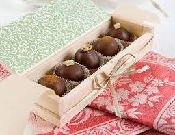 spiced chocolate truffles teatime magazine
