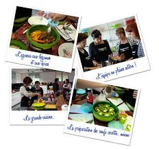 actu cuisine un atelier chez tupperware recette de cuisine mademoiselle