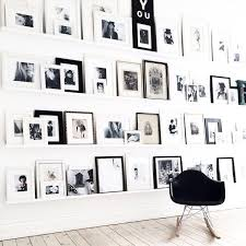 ribba picture ledge best 25 photo ledge display ideas on pinterest picture walls