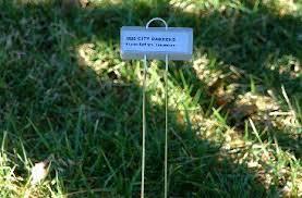 garden markers garden markers